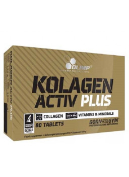 OLIMP Kolagen Active Plus Black