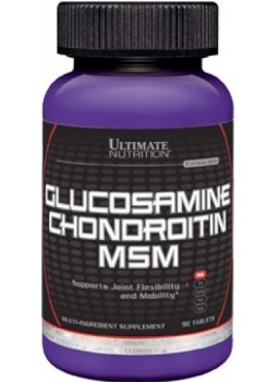 Ultimate Nutrition Glucosamine Chondroitine MSM