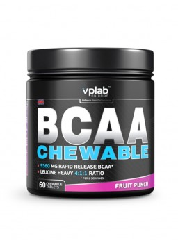 VPLab Nutrition BCAA Chewable