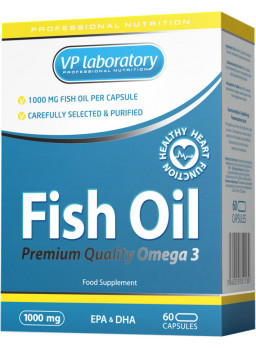 VPLab Nutrition Fish Oil 1000mg