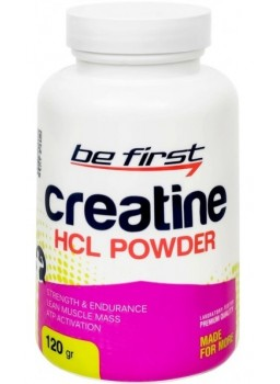 Be First Creatine HCL Powder
