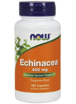NOW Echinacea Root 400 mg