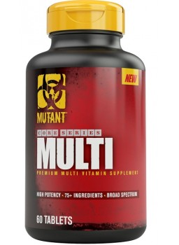 Mutant Core Series Multi Vitamin