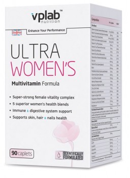 VPLab Nutrition Ultra Women's Multivitamin Formula