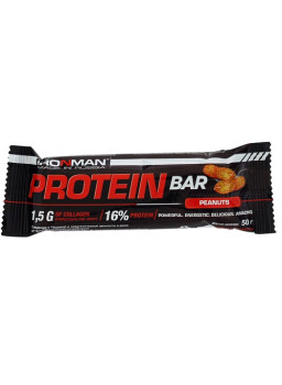 Ironman Protein Bar of Collagen