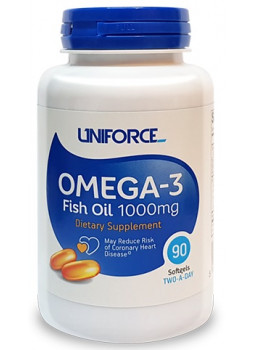 Uniforce Omega-3 1000 mg.