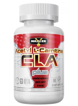Maxler CLA Plus Acetil L-Carnitine