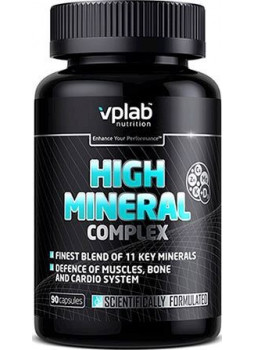 VPLab Nutrition High Mineral Complex