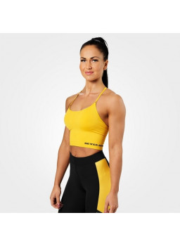 Better Bodies Топ Astoria seamless bra Yellow 110886-141
