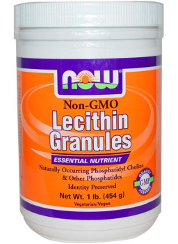 NOW Lecithin Granules