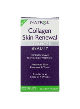 Natrol Collagen Skin Renewal