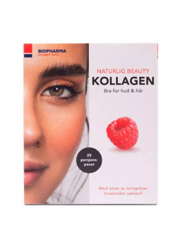 Biopharma Naturlig Beauty Kollagen